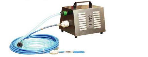 Cm Ii/iii Tube Cleaner Portable