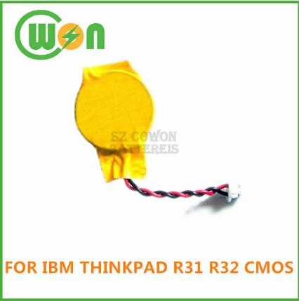 Cmos Battery For Ibm Thinkpad R31 R32 Backup 02k7062 02k7063