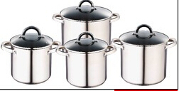 Cnbm Stainless Steel Stock Pot