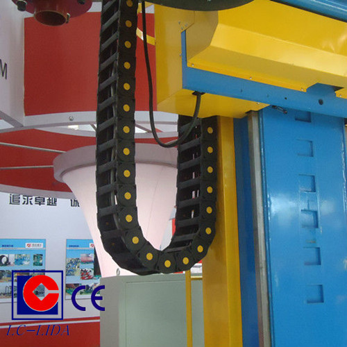 Cnc Flexible Cable Drag Chain