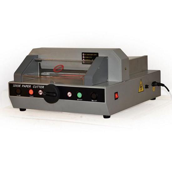 Cnj 3203e Electrical Guillotine