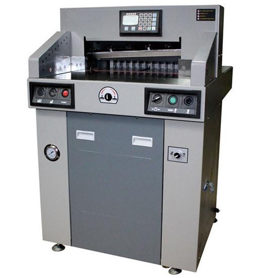 Cnj 480hp Hydraulic Program Control Guillotine