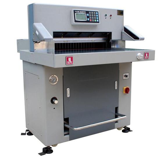 Cnj 670mr Hydraulic Microcomputer Guillotine