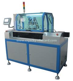 Cnj Full Auto Smart Card Milling Machine Cnjacky Company