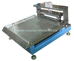 Cnj Guide Hole Punching Machine