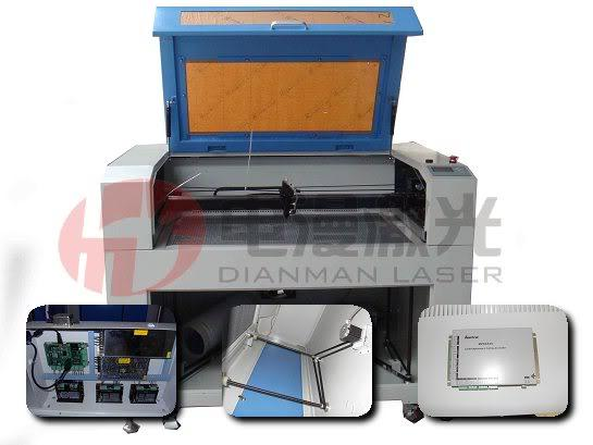 Co2 Laser Engraving Cutting Machine Dm 5070