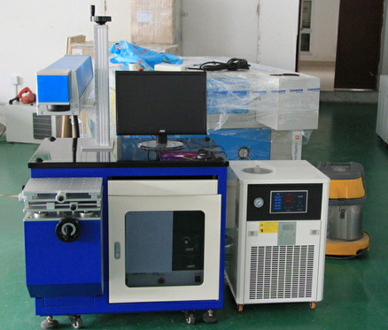 Co2 Laser Marking Machinery Nonmetal Marker