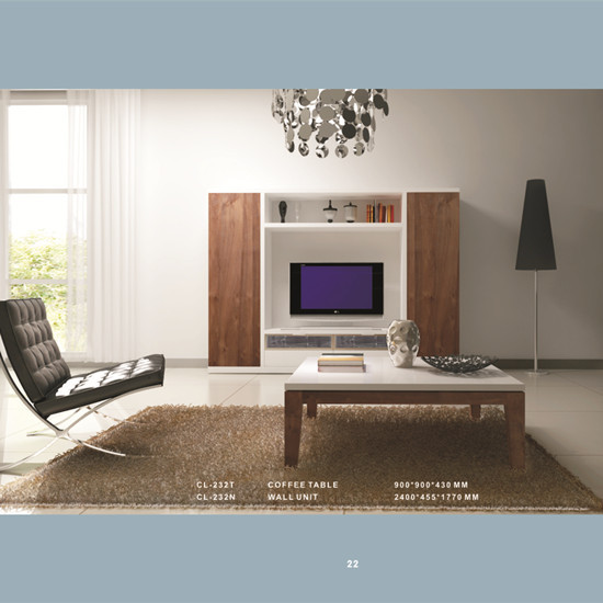 Coffee Table Model Cl232t Manufacture