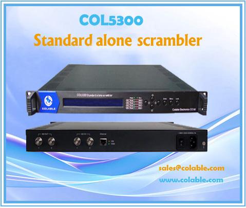 Col5300 Standard Alone Scrambler