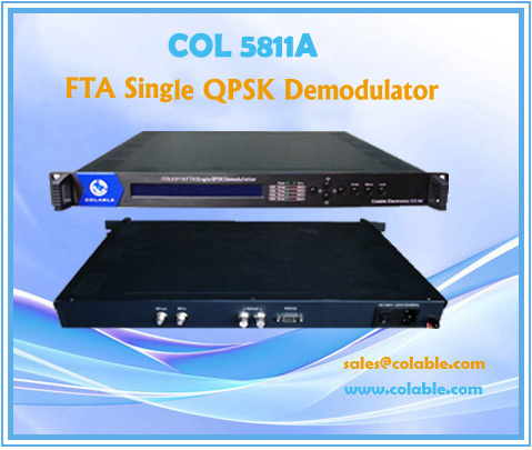 Col5811a Fta Qpsk Demodulator 1 Out
