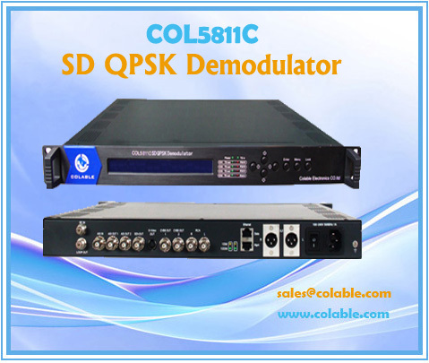 Col5811c Qpsk Demodulator Ird
