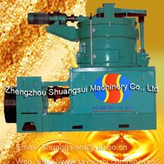 Cold Screw Oil Press Machine