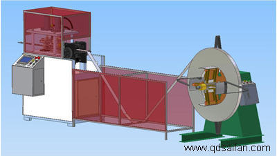 Collapsible Plywood Crate Machine Sf L1