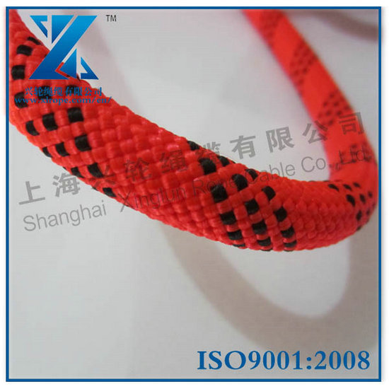 Colored Solid Braid Polypropylene Rope