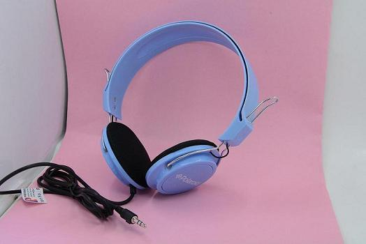 Colorful Headphone Over Ear Computer With Mic