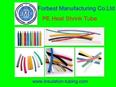 Colorful Polyolefin Heat Shrink Tubing