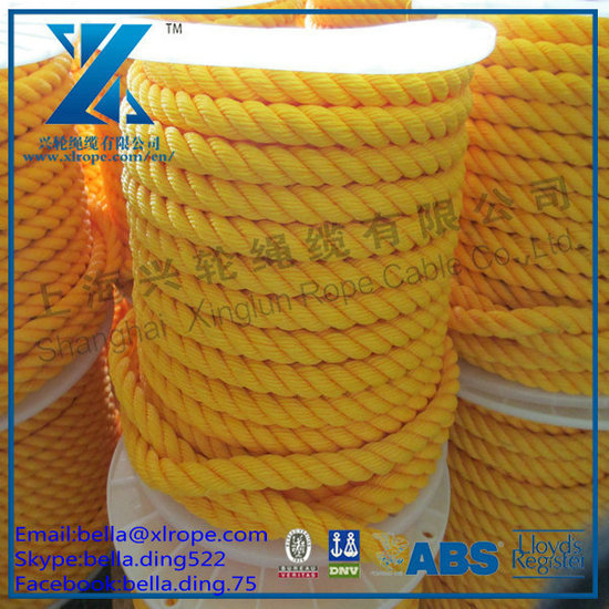 Colorful Pp Rope With Cheap Price