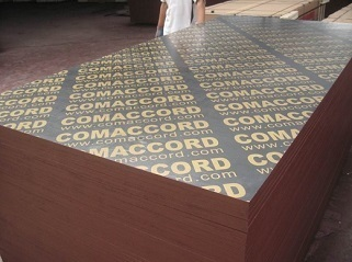 Comaccord Film Faced Plywood