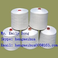 Combed Polycotton Yarn 24s 1 T C 65 35