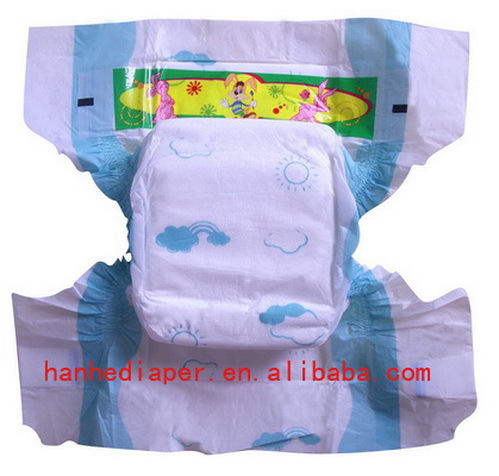 Comfortable Baby Diapers With Good Quality