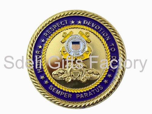 Commeratitive Medal For Company Promotion