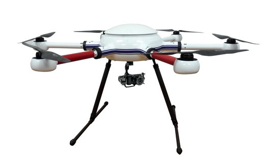 Commercial 6 Rotor Drone T60