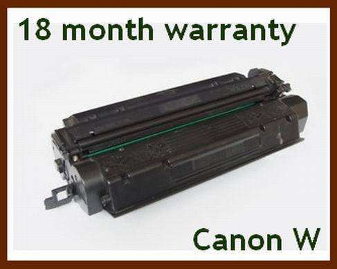 Compatible Black Color Laser Toner Cartridge For Canon Fx8 S35 Crg W