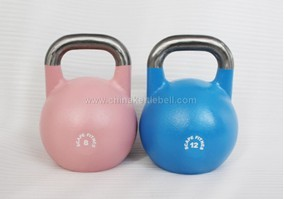 Competitive Kettlebell