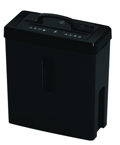 Compressible Cross Cut Paper Shredder