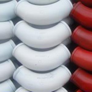Concrete Pump Boom Elbow For Cifa