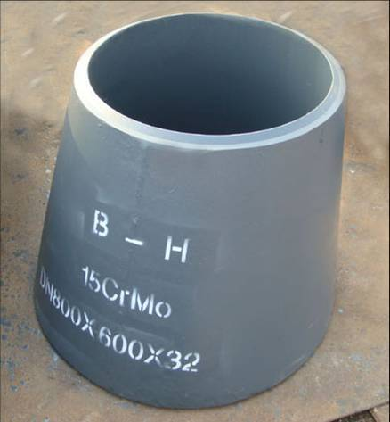 Conical Steel Pipe Hot Dip Galvanized