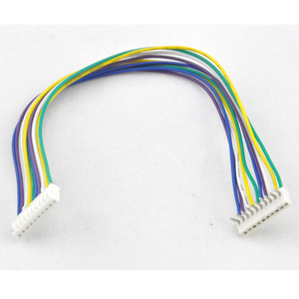 Connecting Wire Lead Lcd Cable Lvds Shielded Wiring Harness Pvc Rainbow Spe
