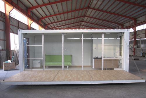 Container House Gz Cth 1010