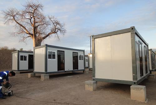 Container House Gz Cth 1012