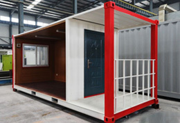 Container House High Quality Favorable Price Easy Install