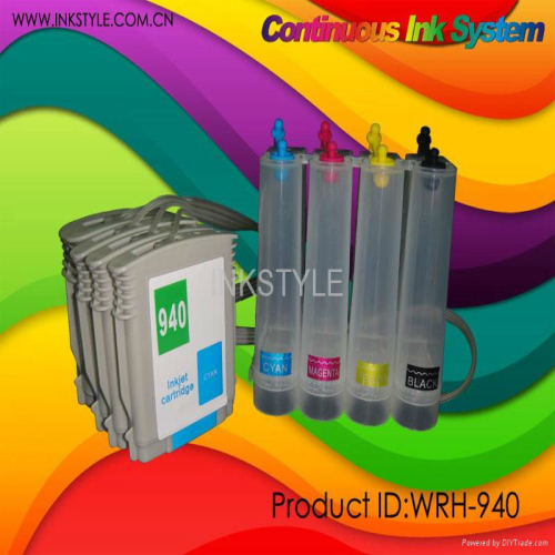 Continuous Ink System Best Tank For Hp Printer Officejet Pro 8000 8500