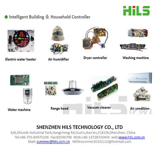 Control Board Pcba For Household Appliance