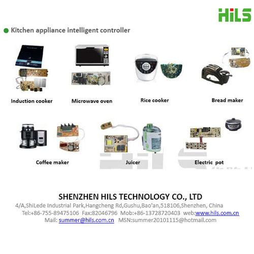 Control Board Pcba For Small Appliance