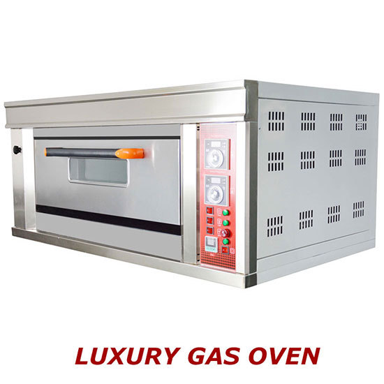 Convection Oven Rotary Rack Deck