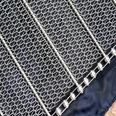 Conveyor Belt Range Of Production Mesh Oven Z47