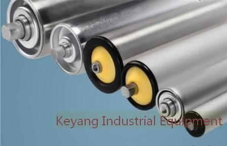 Conveyor Roller Galvanized Or Stainless Steel Tube