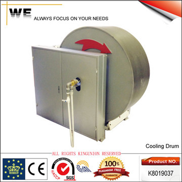 Cooling Drum For Candy Making