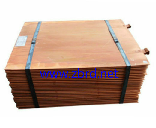 Copper Cathode And Scrap