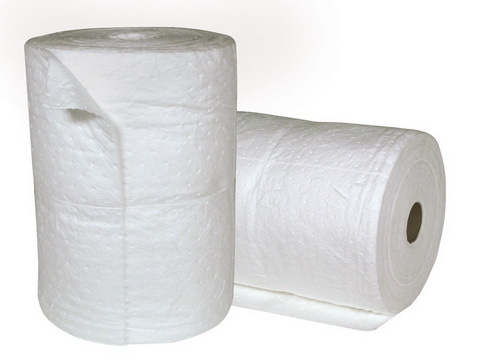 Copper Oil Only Absorbent Roll