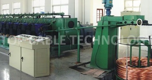 Copper Rod Cold Rolling Mills