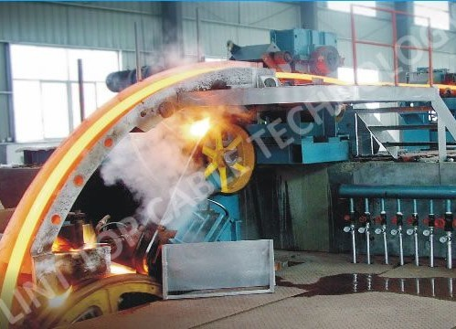Copper Rod Continuous Casting And Rolling Lines