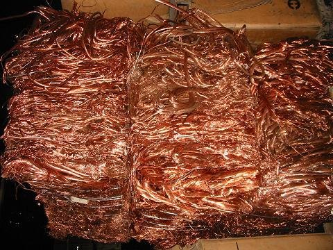 Copper Wire Scrap Portland Cement Metal Steel Coils