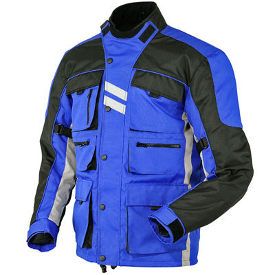 Cordura Leather Jackets Textile Sports