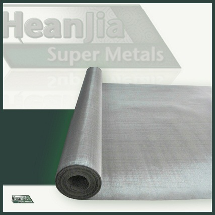 Corrosion Resistant Alloys Hastelloy Wire Mesh