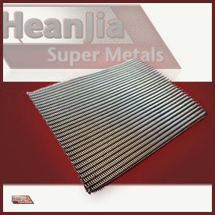 Corrosion Resistant Alloys Nichrome Wire Mesh